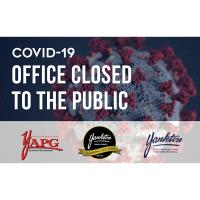 Chamber Office Closed To The Public