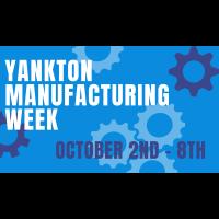 Yankton to Celebrate SD Manufacturing Week