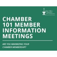 Virtual Chamber 101 Informational Meeting