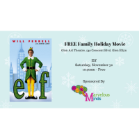 Free Family Holiday Movie - Elf
