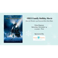 "Free Holiday Movie ""The Polar Express"""