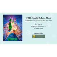"Free Holiday Movie ""The Grinch"""