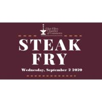 Canceled: Steak Fry 2020 Annual Chamber Party