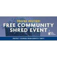 Free Community Shred Event