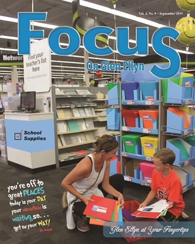 September 2019 ~ Focus On Glen Ellyn