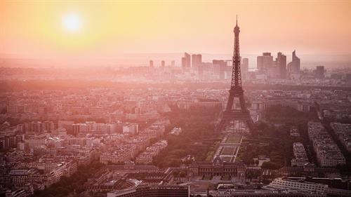 European Tours, Paris