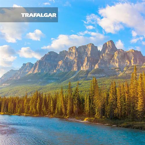 Trafalgar North American Tours, Canada/Banff National Park