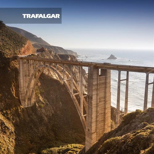 Trafalgar North American Tours, Coastal California