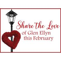 """""""Share the Love..."""" Event to Showcase What Residents Love About Glen Ellyn"""