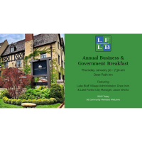 Chamber Business & Government Breakfast