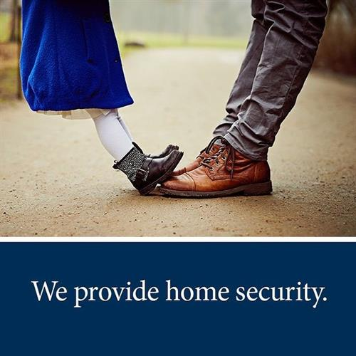We provide home security