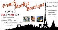 French Market Holiday Boutique 2021