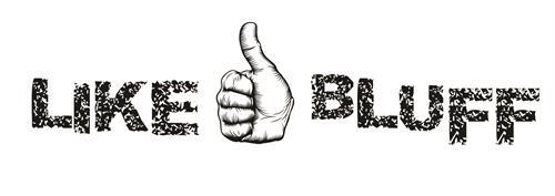 Like Bluff (logo)