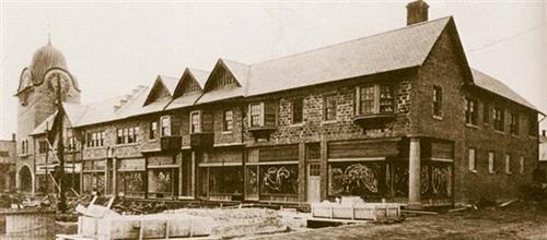 North Market Square (c. 1916)