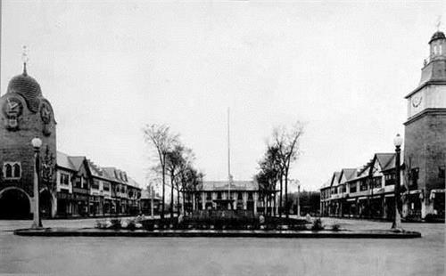 Historic Market Square