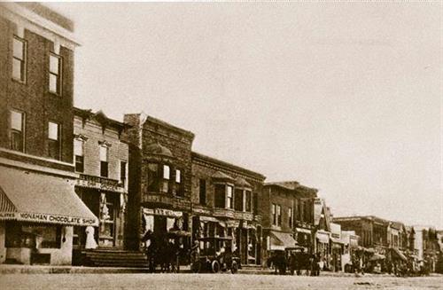 Western Avenue (c. 1913)