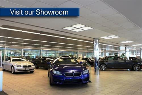 Karl Knauz BMW Showroom