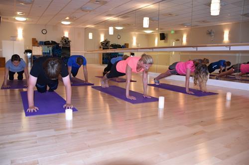 Mind/Body Room (Yoga)