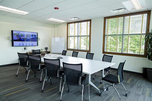Small, medium and big Conference Rooms
