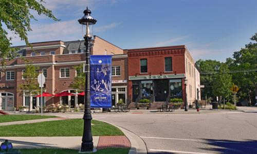 LAKE BLUFF CENTRAL BUSINESS DISTRICT