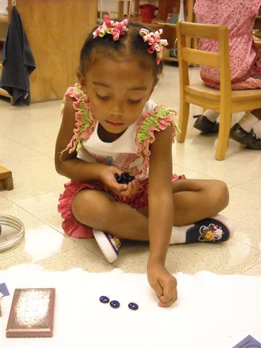 Primary Classroom Work