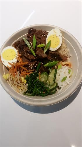 Korean Bowl