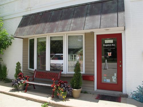 Shop & Showroom: 709 Sheridan Road in Lake Bluff