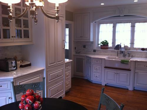 Custom Finished Kitchen
