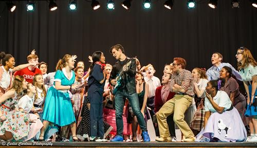 "High School Play ""All Shook Up"""