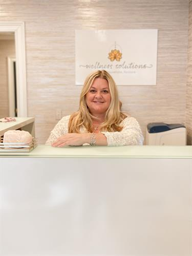 Tina Ashbeck, PT and Owner