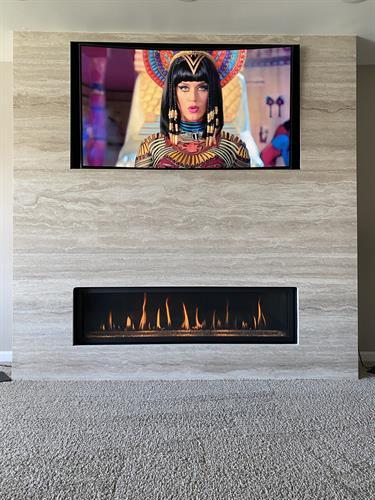 Antioch Fireplace