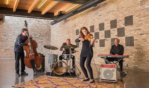 AcrossTheBoard Jazz Quartet