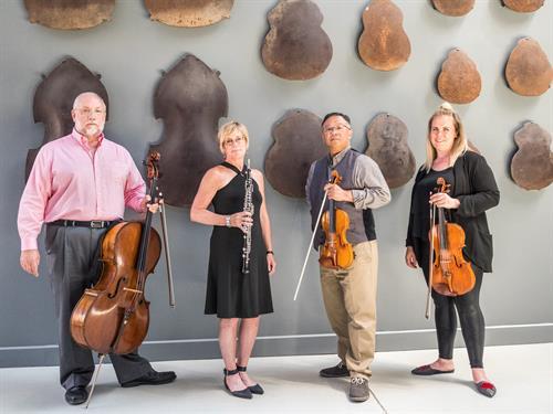 Metropolis Oboe Quartet