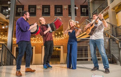 STEAM Irish Quartet