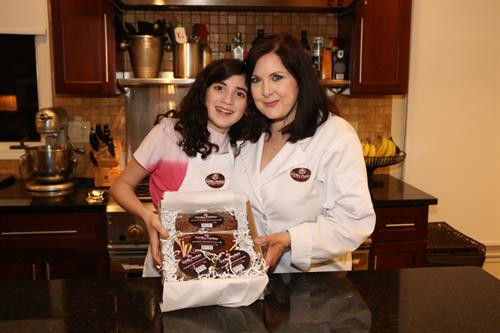 Cindy and Lily, Hungry Monkey Founders