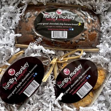 Hungry Monkey's Mini Monkey Gift Box