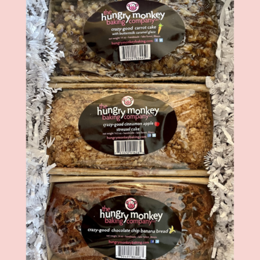 Hungry Monkey's Winter Trio