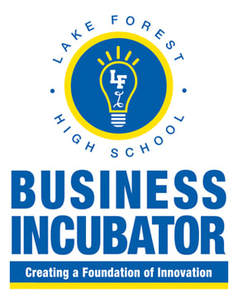 Laura is proud to support LFHS students as a Business Incubator Mentor