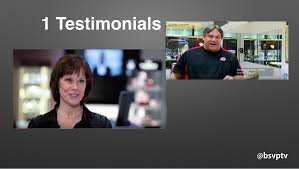 Using video testimonials to close sales