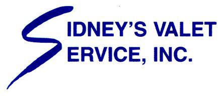 Sidney's Valet Service