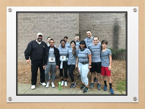 Choate Construction Run the River Road Race