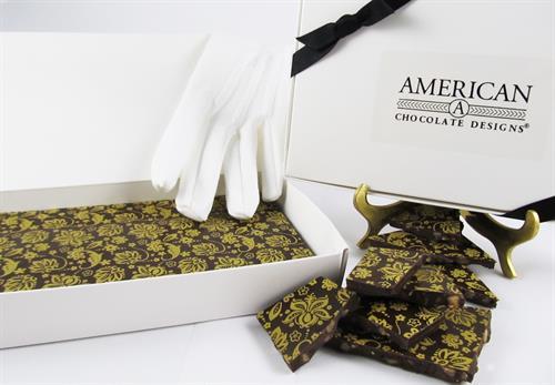Custom Solid Chocolate Gifts