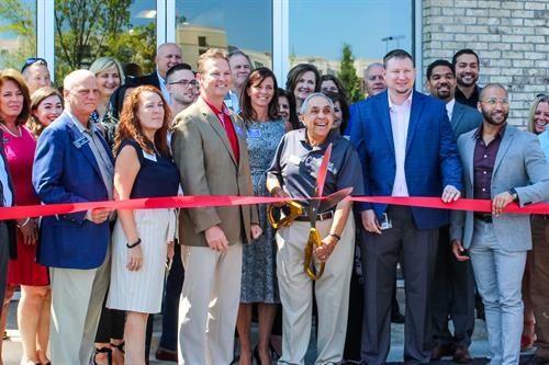 Grand opening of LGE's Alpharetta branch; located at 2855 Old Milton Parkway, Suite 104, Alpharetta, GA 30009.