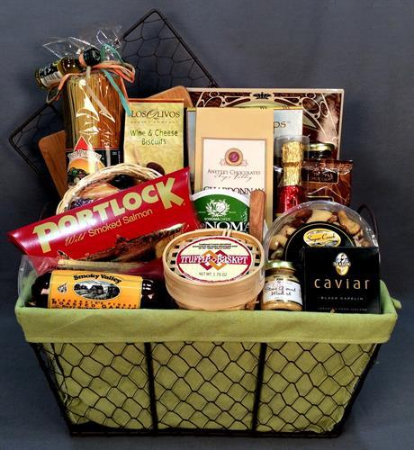 Epicurean & Gourmet Baskets