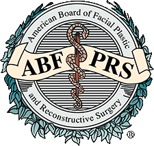 Dr. Anderson is Board Certified by the Board Certified by the American Board of Facial Plastic and Reconstructive Surgery.