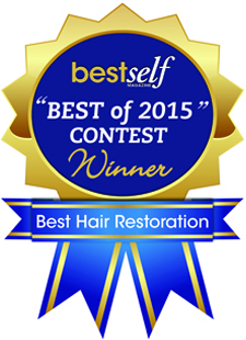 "Readers of Atlanta's BestSelf Magazine nominated and voted us the best in the ""Best of 2015"" Contest."