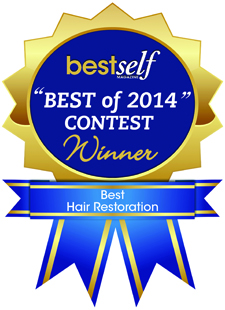 All of us at the Anderson Center for Hair are very honored to be chosen two years in a row for Best of 2015 and Best of 2014.
