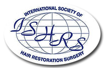 Dr. Anderson is proud to be a member of the International Society of Hair Restoration Surgery, the leading authority on hair loss treatment and restoration