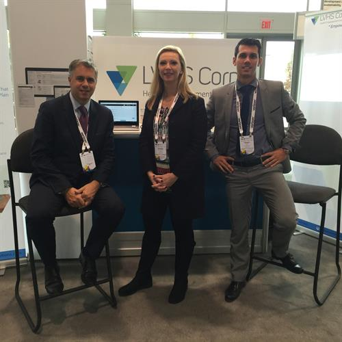 LV Health Solutions recently attended and exhibited at the Mhealth IT Summit in Washington DC.