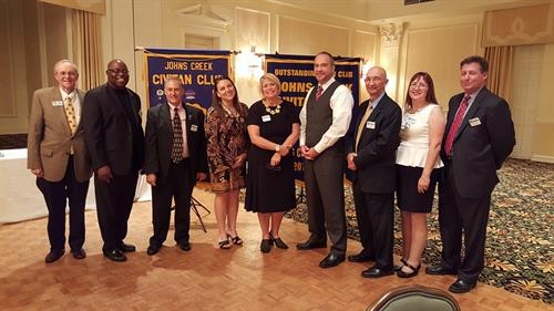 Johns Creek Civitan Officers